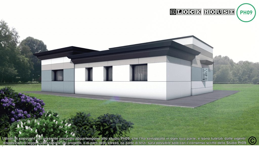 04-3D BLOCK HOUSE
